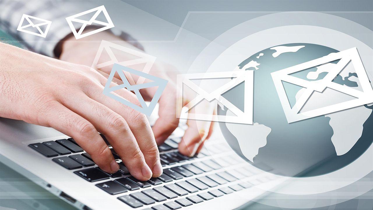 Standaard E-mail settings van Wveen.com