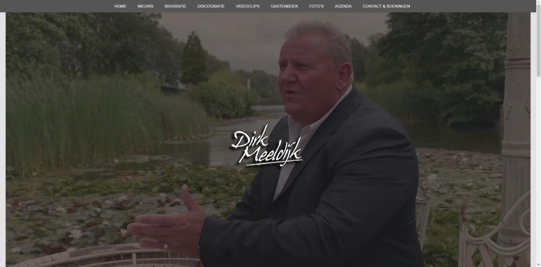 Webdesign: Dirk Meeldijk