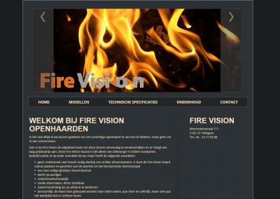 Webdesign: Fire-Fusion