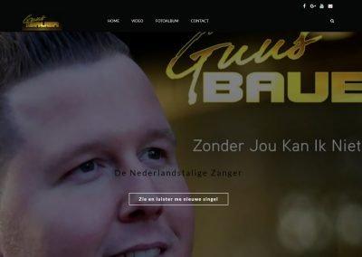 Webdesign: Guus Bauer