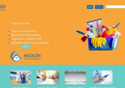 Webdesign: Madlen