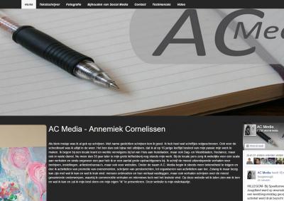 Webdesign: AC Media