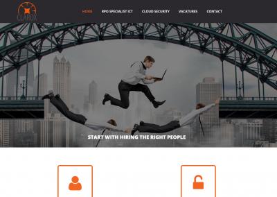 Webdesign: Clarox
