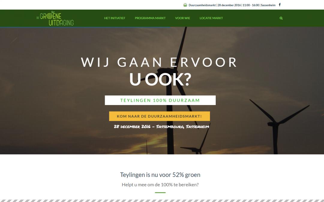 Hosting: De groene uitdaging