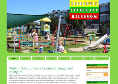 Website: Speeltuin Jeugdland v1