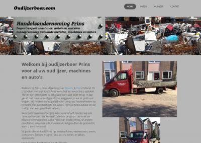 Webdesign en SEO: oudijzerboer.com